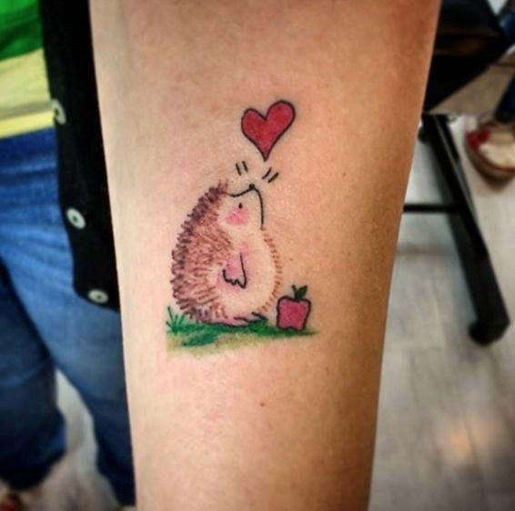 tatuajes engañando estilo perrito