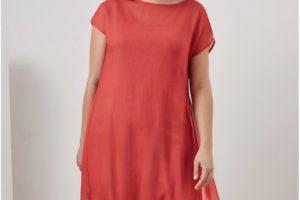 Vestidos rosas tallas grandes primavera 2017 - vestidos rosa maxi size
