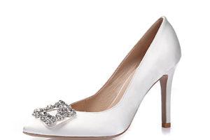 Zapatos para novias de tallas grandes