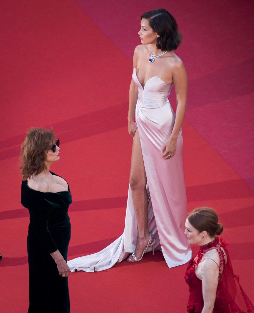Los mejores vestidos de Cannes - Bella Hadid