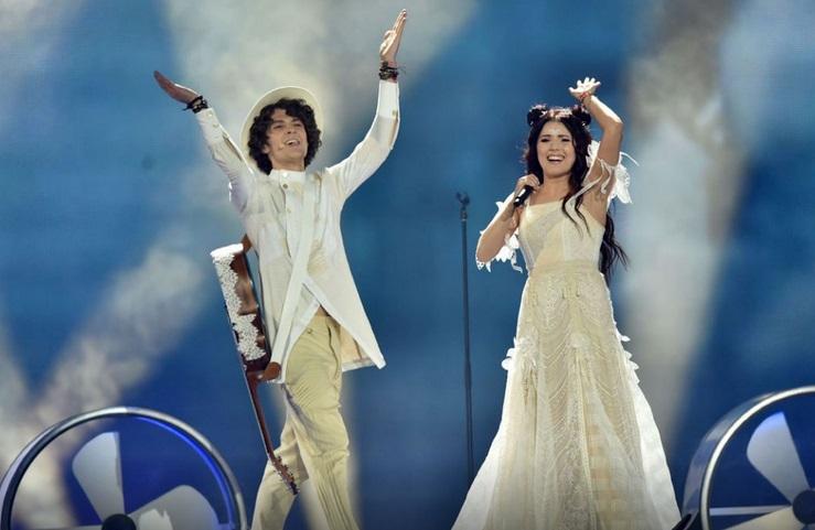 Los looks más comentados de Eurovisión 2017 - Bielorrusia Eurovisión