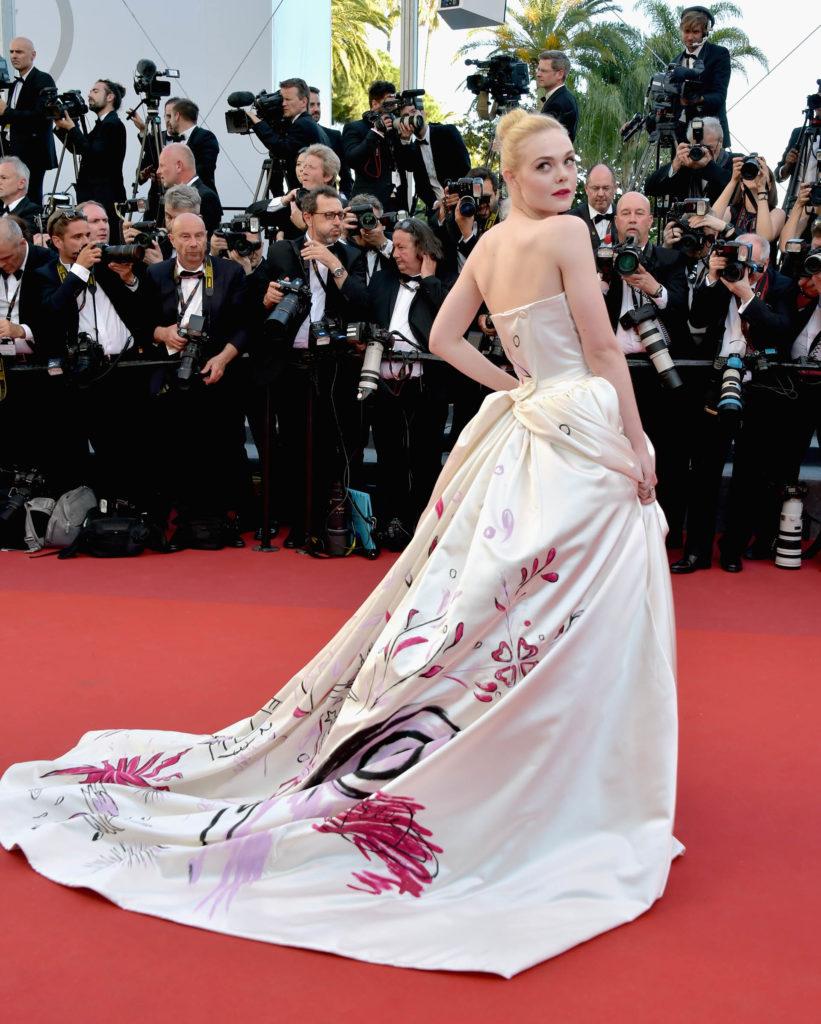 Los mejores vestidos de Cannes - Elle Fanning
