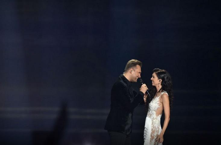 Los looks más comentados de Eurovisión 2017 - Estonia Eurovisión