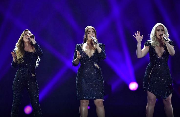 Los looks más comentados de Eurovisión 2017 - Estilismos Eurovisión