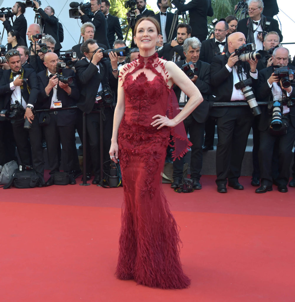 Los mejores vestidos de Cannes - Julianne More
