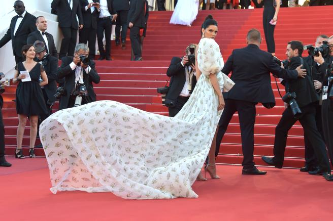 Los mejores vestidos de Cannes - Kendall Jenner