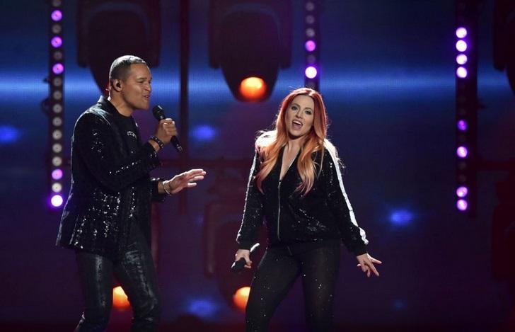 Los looks más comentados de Eurovisión 2017 - San Marino Eurovisión