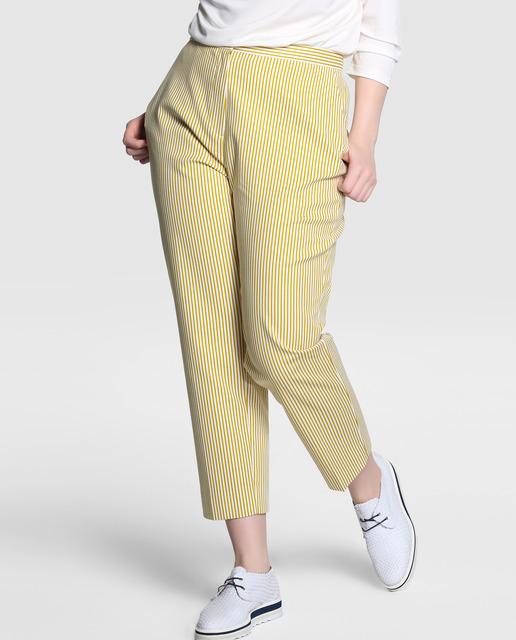 descuentos 40% tallas grandes - pantalones verano tallas grandes