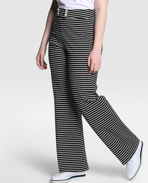 ¿ Conoces las prendas forma Siluetas de El Corte Inglés ? - pantalones de rayas