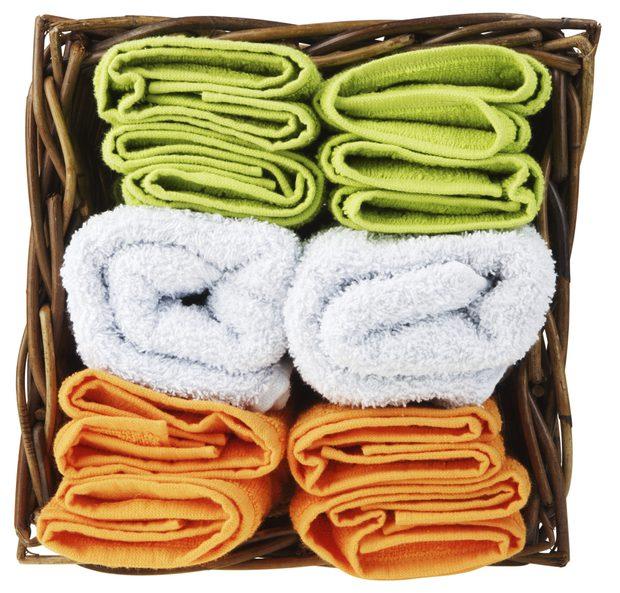 toalla de manos