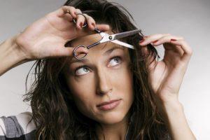 cortar tu propio cabello