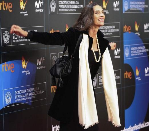 Los mejores Looks del Festival de San Sebastián 2017 - angela molina