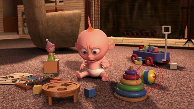 Cameos y apariciones entre películas Disney Pixar parte 2 1