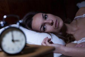 causas de insomnio