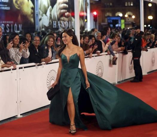 Los mejores Looks del Festival de San Sebastián 2017 - Mara Lopez