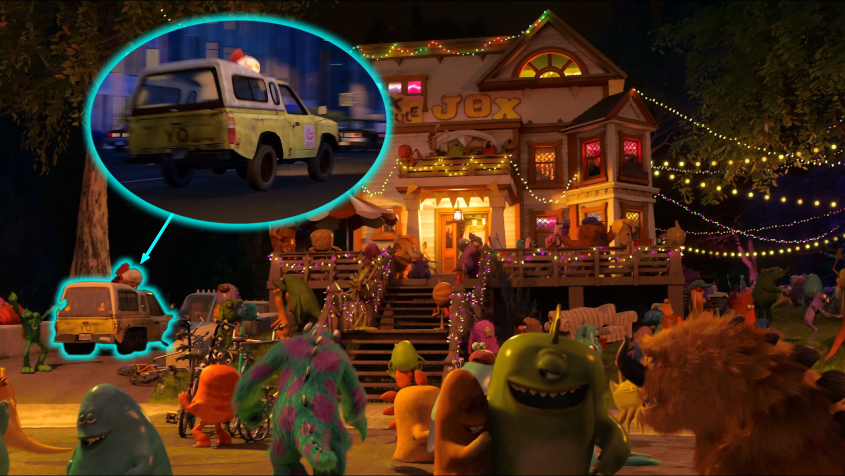 toystory en monsters university