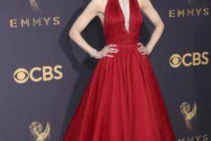 Las mejores vestidas de los EMMY 2017 - Nicole Kidman