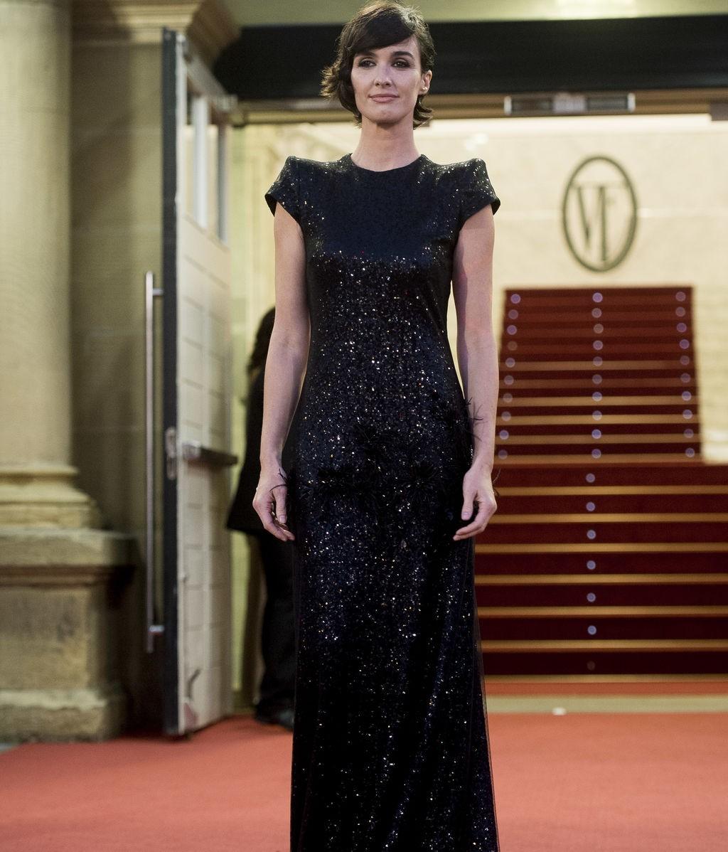 Los mejores Looks del Festival de San Sebastián 2017 - paz vega vestido