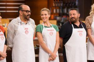 Los menús de Master Chef, sinónimo de triunfo en la TV