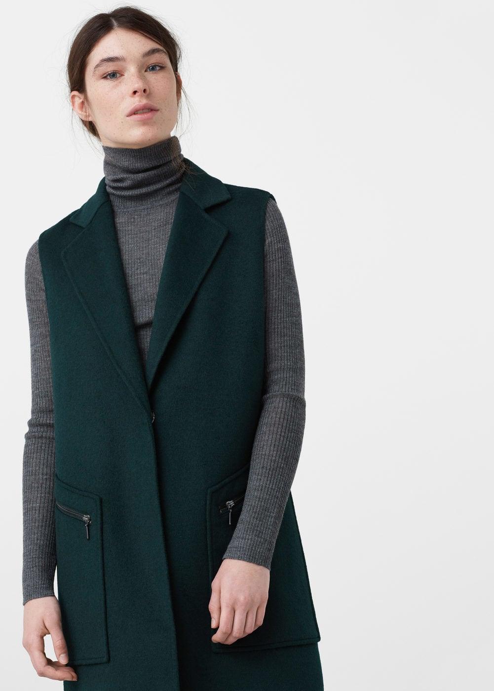 10 prendas del BLACK FRIDAY 2017 que amarás comprar - chaleco handmade
