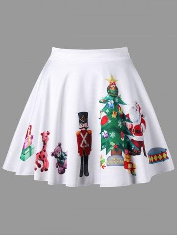 Faldas de Navidad Tallas grandes - falda talla grande navidad