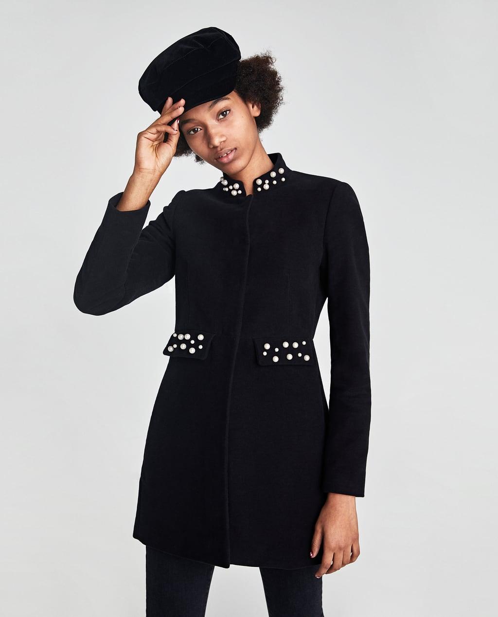 10 prendas del BLACK FRIDAY 2017 que amarás comprar - levita perlas zara