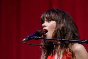 actrices que cantan