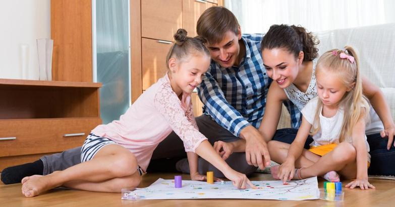 5 juegos infantiles para disfrutar en familia