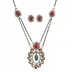 Set de joyas especiales para Año Nuevo ¡Inspírate! - set joyas oriental