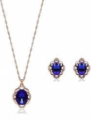 Set de joyas especiales para Año Nuevo ¡Inspírate! - set joyas princesa