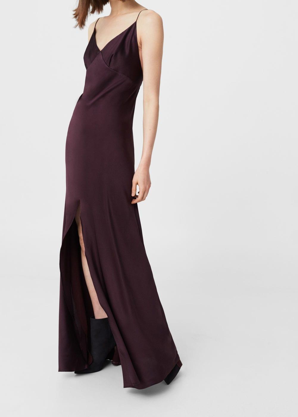 Vestidos Lenceros que podrás encontrar en Rebajas - vestido lencero largo