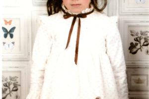 Moda infantil - blusones para niñas
