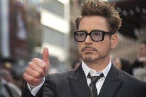 Por qué amamos a Robert Downey Jr 1