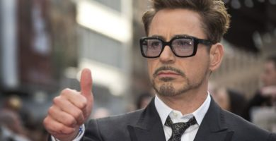 Por qué amamos a Robert Downey Jr 1