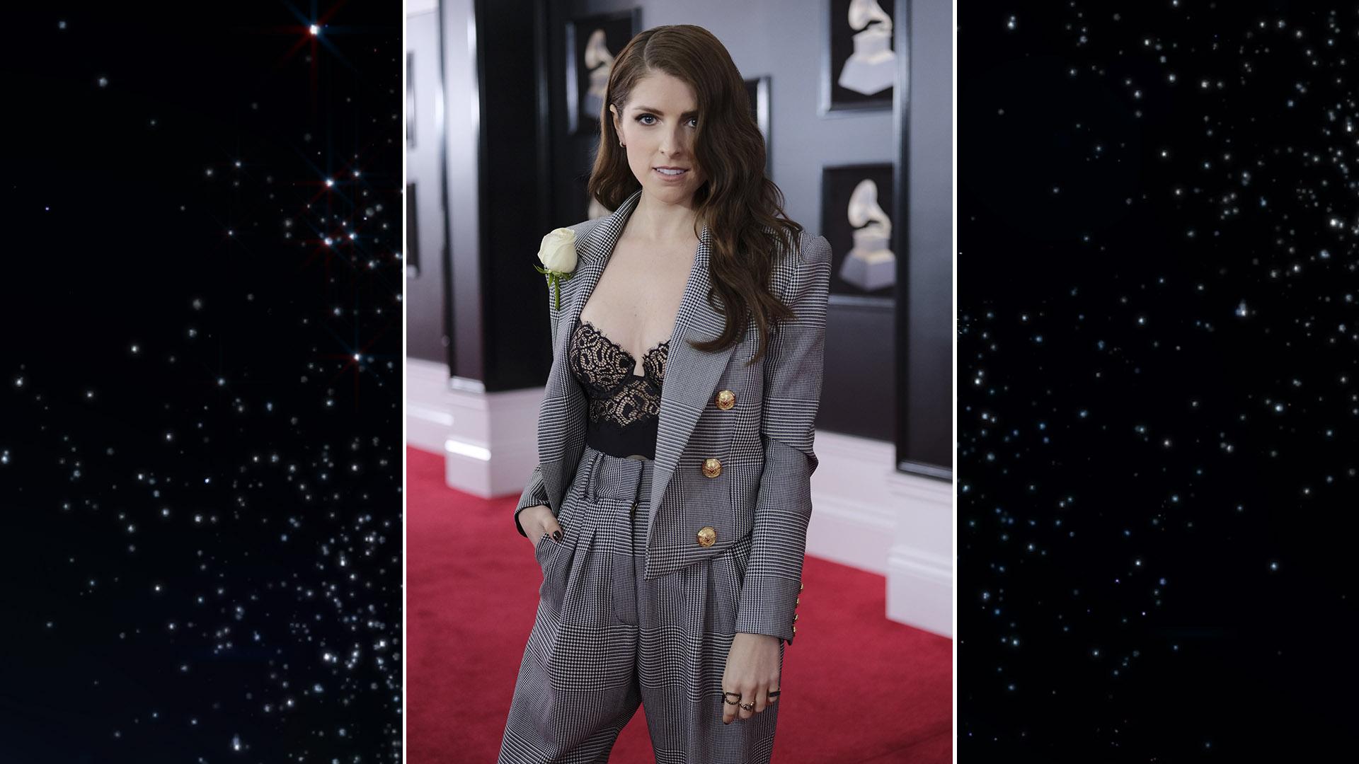 Los mejores looks de los Grammy - anna kendrick