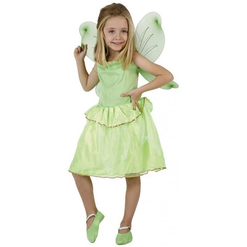 Disfraces de Carnaval para niñas -disfraz hada