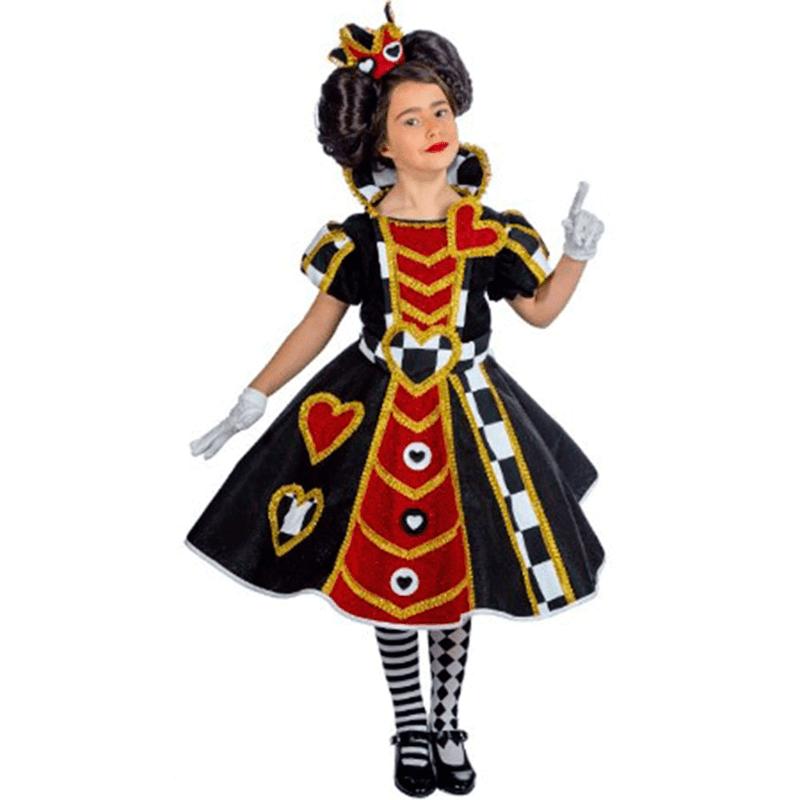 Disfraces de Carnaval para niñas - disfraz alicia país maravillas