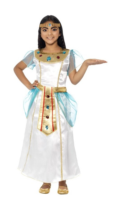 Disfraces de Carnaval para niñas - disfraz egipcia