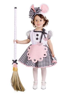 Disfraces de Carnaval para niñas - disfraz ratita presumida