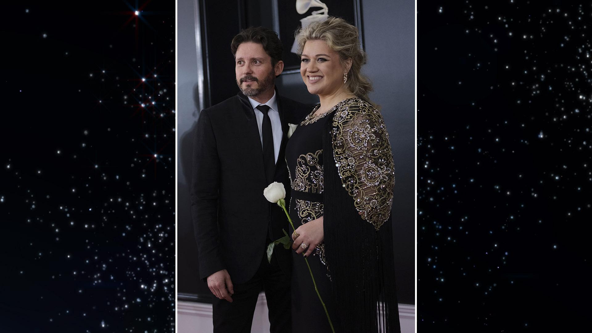 Los mejores looks de los Grammy - kelly clarkson