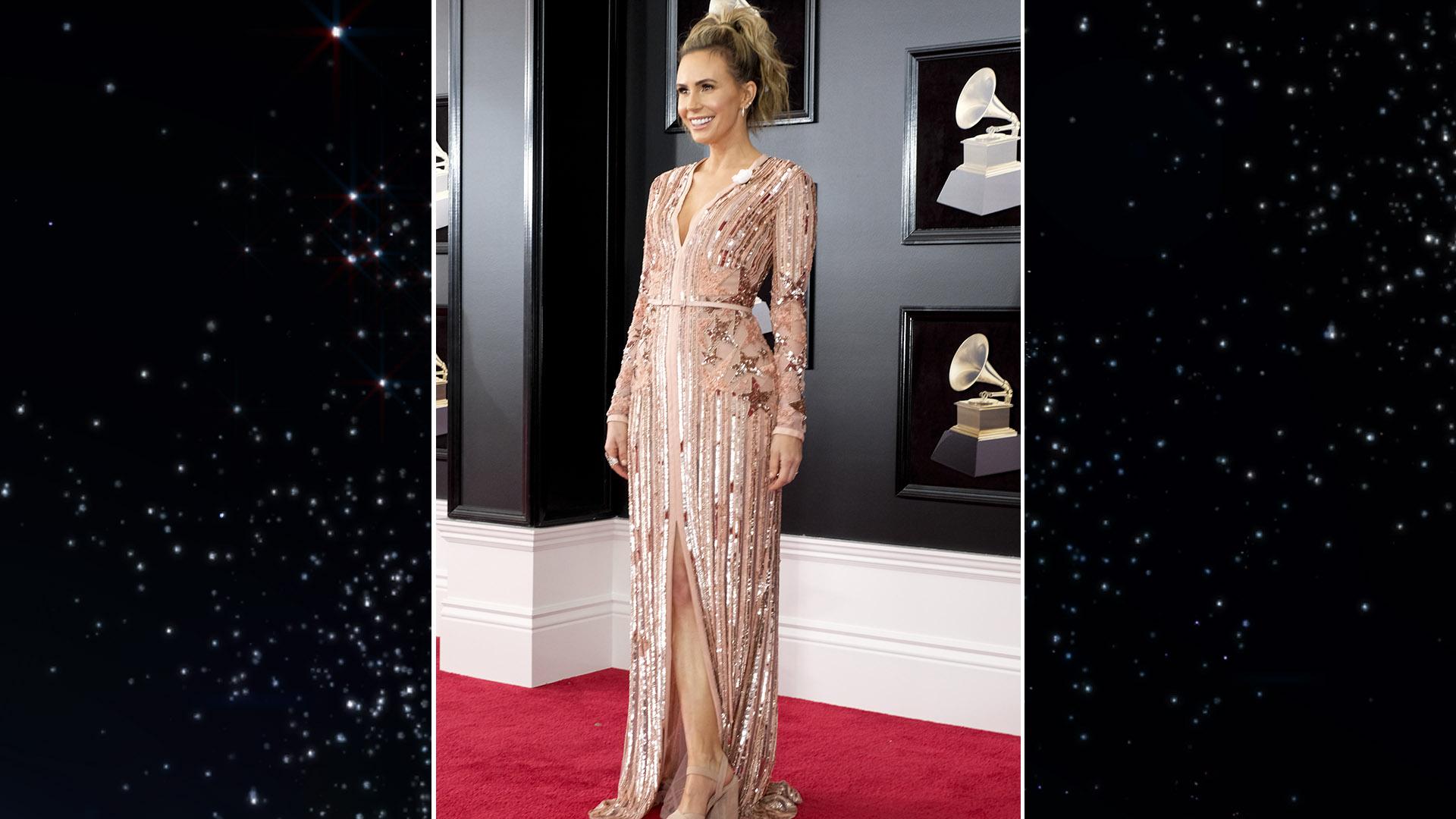 Los mejores looks de los Grammy - keltie knight