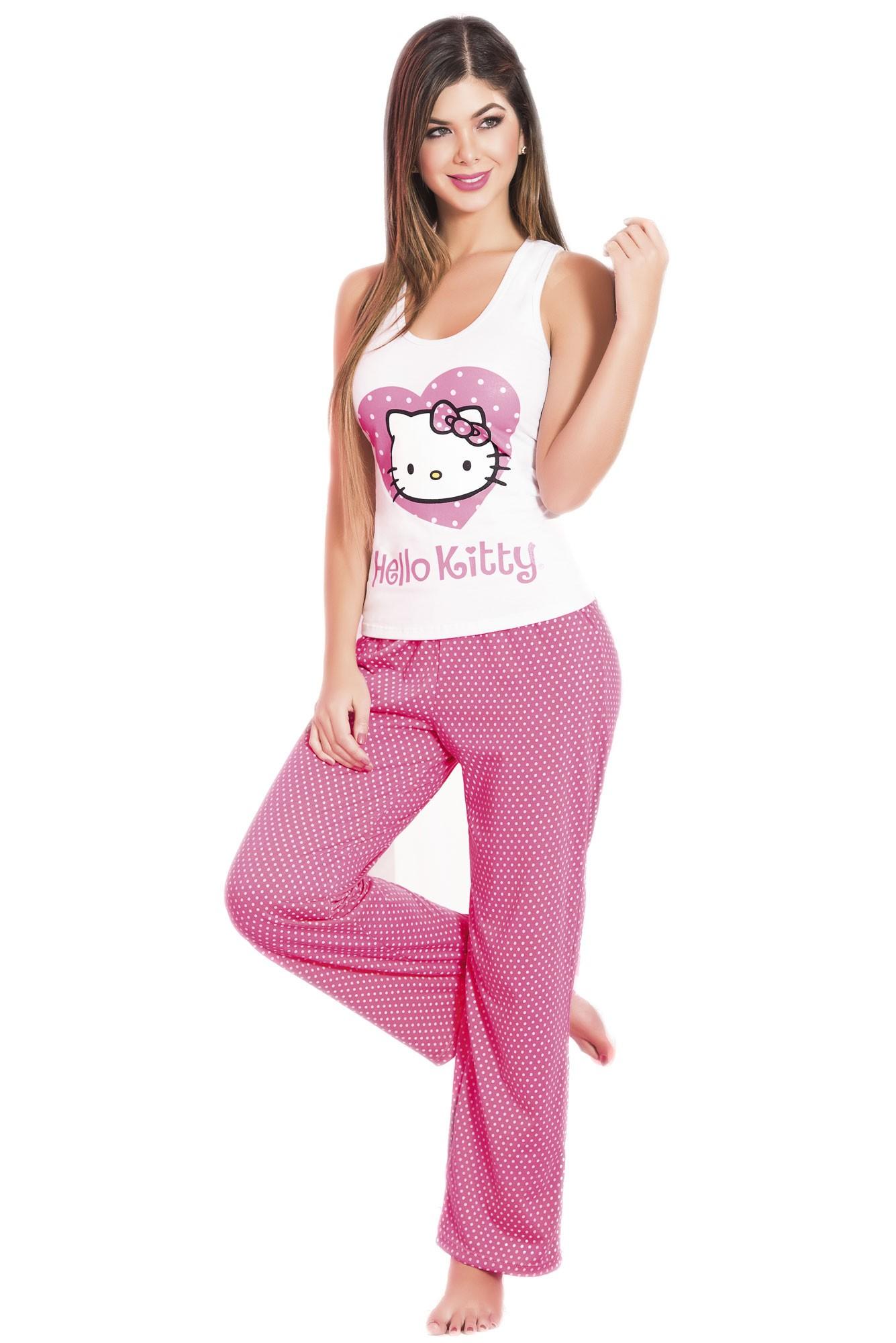 Pijamas de Hello Kitty 1