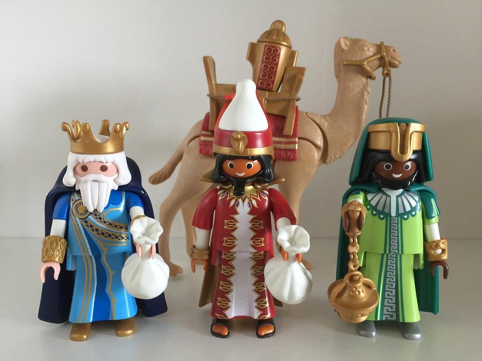 La historia de los reyes magos para los niños