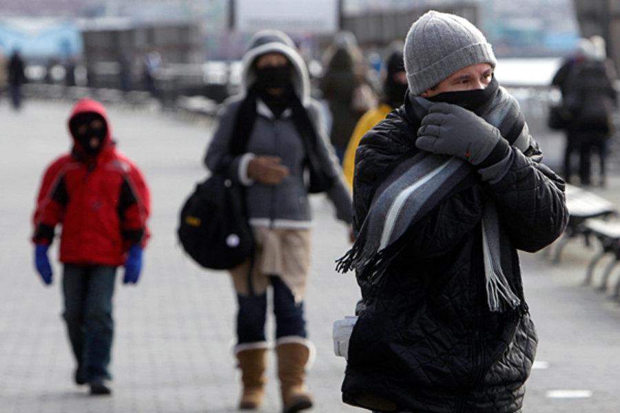 protegerse del frente frio