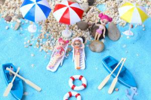 playa en casa