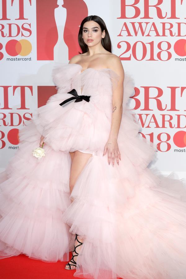 mejores looks de los Brit Awards 2018