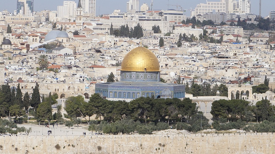 Destinos de Semana Santa 2018 que te encantarán - Jerusalén