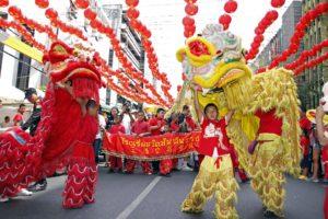¿Qué es el Año Nuevo Chino?