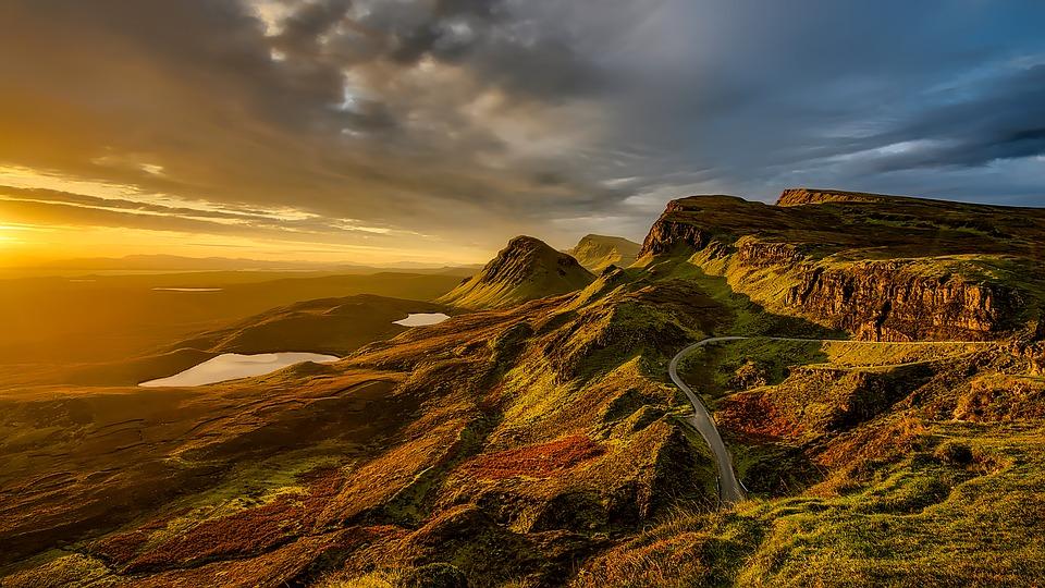 Destinos de Semana Santa 2018 que te encantarán - Escocia