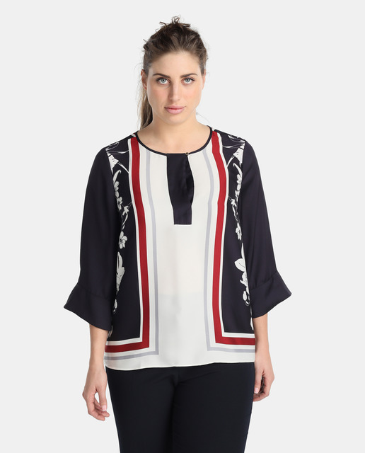 Antea Plus Moda Tallas Grandes Primavera 2018 - camiseta tallas grandes